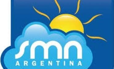 Alerta por vientos fuerte en Catamarca, Jujuy y Salta