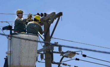 Suspensión de servicio eléctrico este Viernes en Tinogasta y Valle Viejo