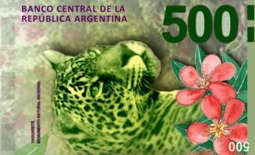 En julio entran en circulación los nuevos billetes de 500 pesos