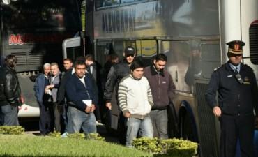 Expulsarán a hinchas de Boca de Paraguay