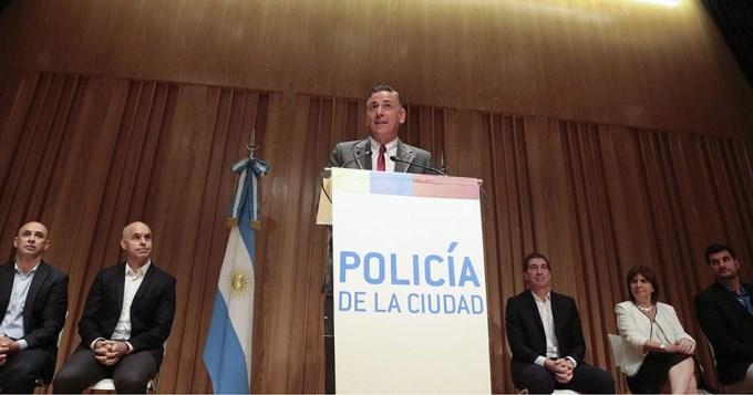 Campagnoli pidió detener al Jefe de Policía porteño