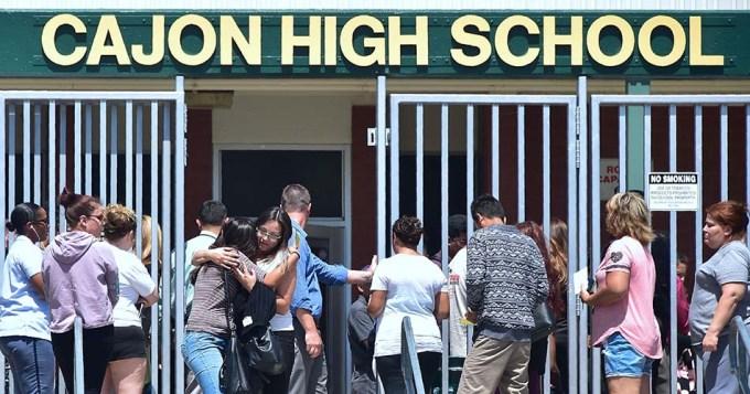 Mató a una maestra y se suicidó en escuela de California