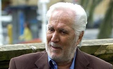 Internaron al actor Federico Luppi