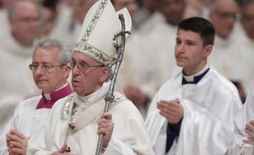 Papa Francisco pidió por paz en Siria y justicia social en América Latina