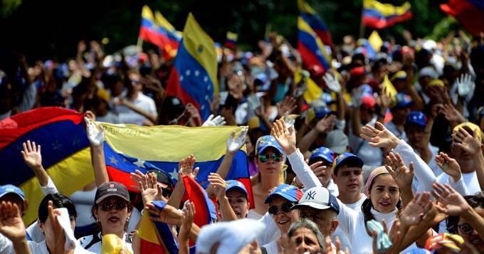 Las protestas en Venezuela ya sumaron 21 muertos