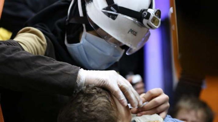 Un primer grupo de expertos llegó a Siria para investigar presunto ataque químico