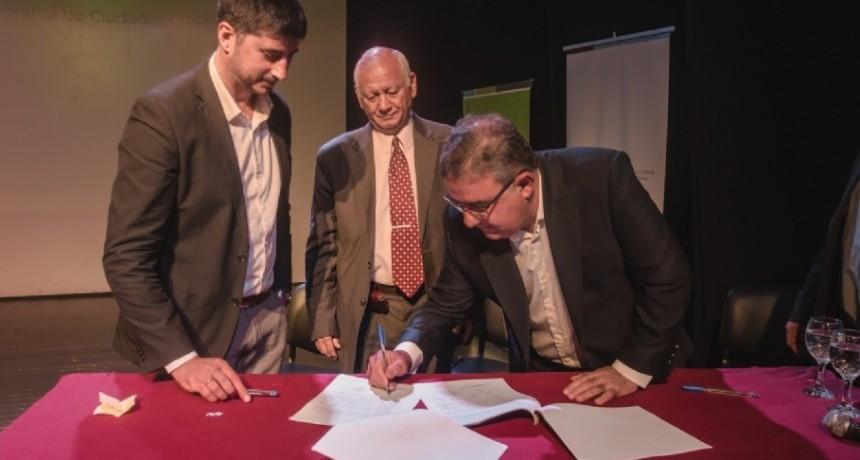 Dos nuevos Municipios se suman al plan de