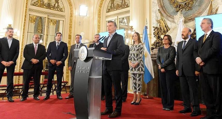 Mauricio Macri quiere