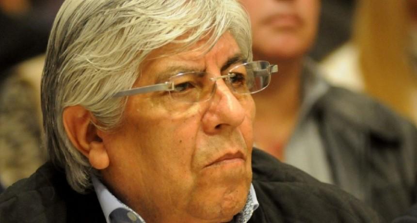 Moyano suspendió el paro de Camioneros previsto para hoy
