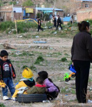 Menores: el 10,4% pasa hambre