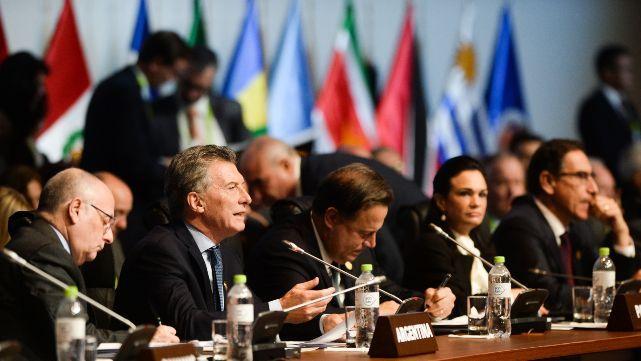 Macri ratificó que desconocerá elecciones en Venezuela