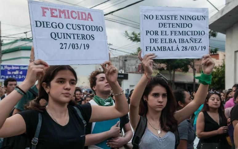 Caso Elba Ibañez: La justicia ordeno extraer ADN al feto para cotejar con el de los sospechosos