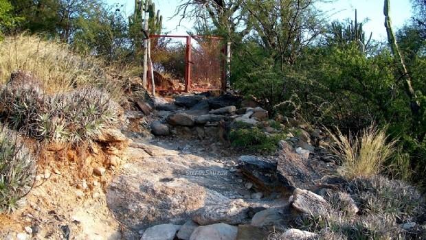Denuncia penal por la instalación de una antena en un sitio arqueológico