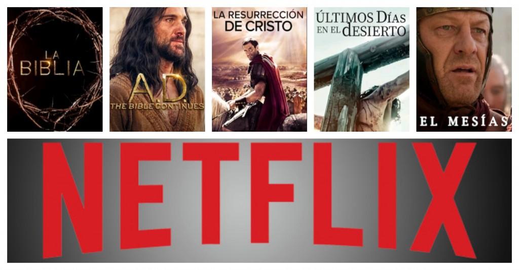 Netflix: 15 películas y series relacionadas con Semana Santa
