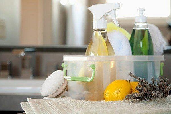13 recetas caseras para una limpieza ecológica