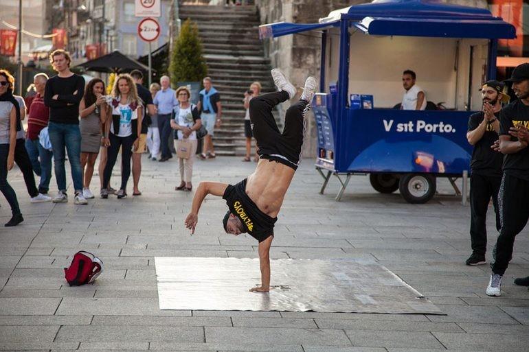 El breakdance PODRÍA SER DEPORTE OLÍMPICO en Paris 2024