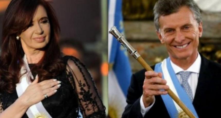 4 escenarios (cambió todo): Macri ganaría sólo si no se presenta CFK