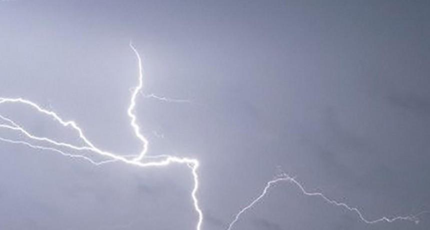 Alerta por tormentas fuertes en el Este catamarqueño