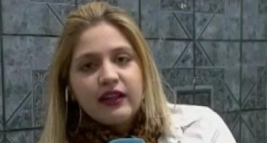 La hija de Alberto Samid, sobre el paradero de su padre: