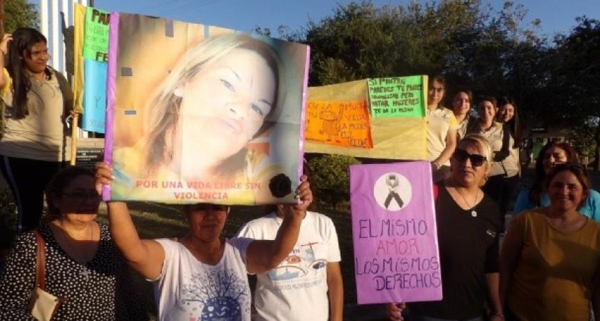 Marcharon pidiendo justicia por Georgina