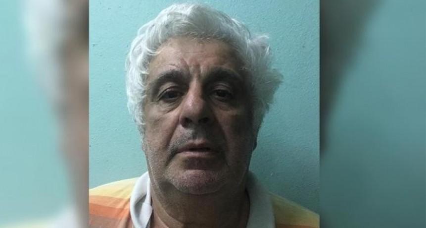 La primera foto de Samid tras ser detenido en Belice