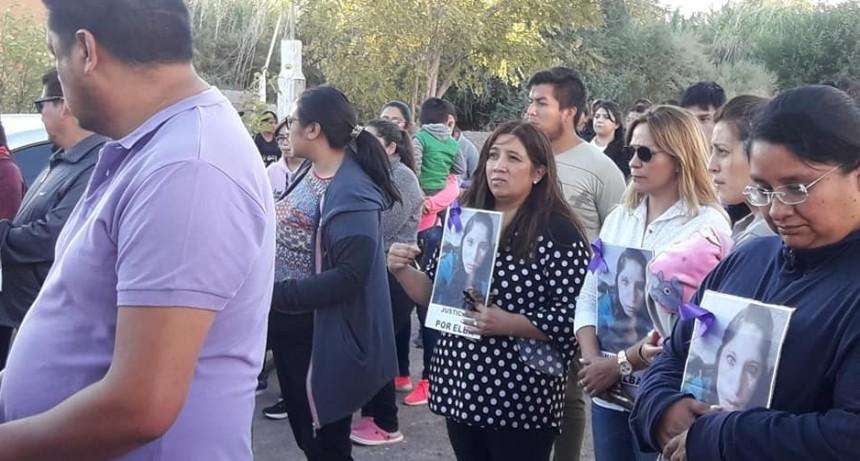 En Fiambalá volvieron a marchar pidiendo justicia por Elba Ibáñez