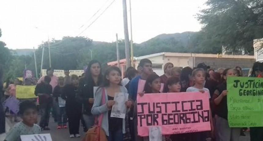 Familiares de Georgina molestos por la participación del municipio de F.M.E en el pedido de justicia