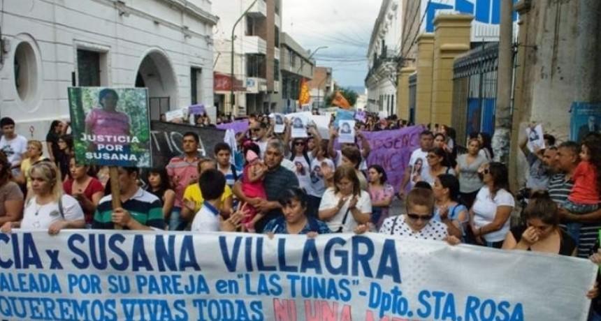 Envian al penal al femicida de Susana Villagra