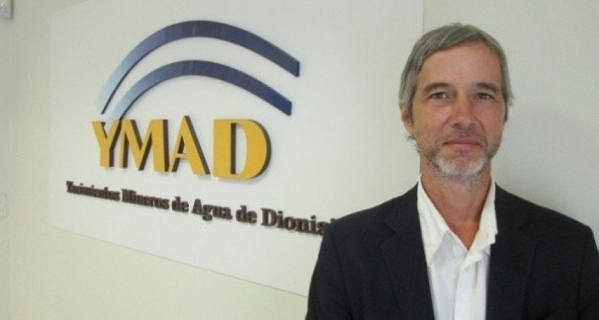 YMAD aportará $40 millones a EC SAPEM para importante obra de energía