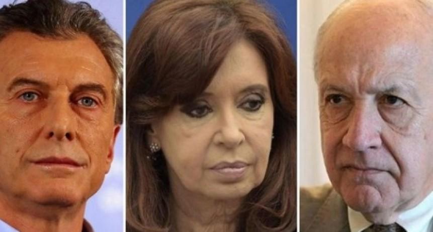 Macri pierde en todos los escenarios de balotaje y Lavagna le ganaría a CFK