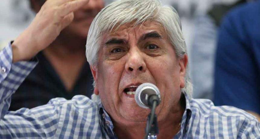 Moyano y las dos CTA convocan a un paro general para el 30 de abril