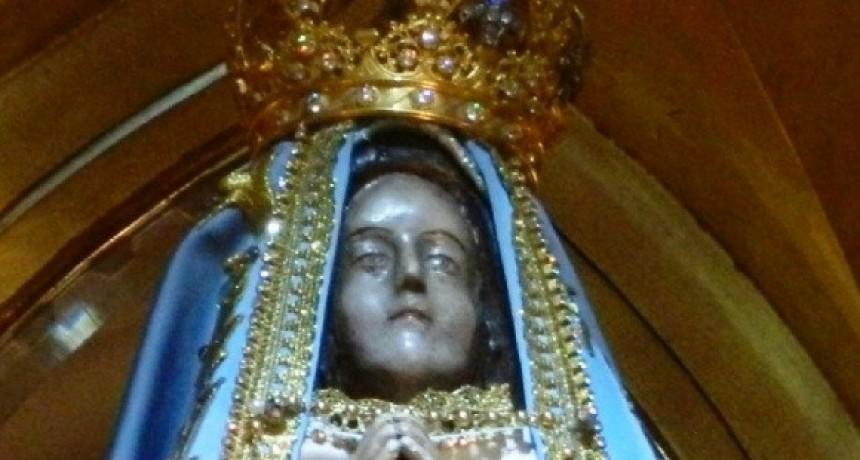 Este viernes, se cumplen 128 años de la Coronación de la Virgen del Valle