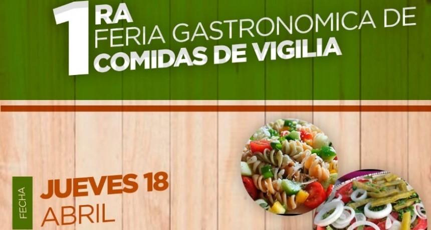 Feria Gastronómica de vigilia en Valle Viejo