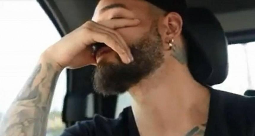 Maluma rompió en llanto al oír su canción con Madonna