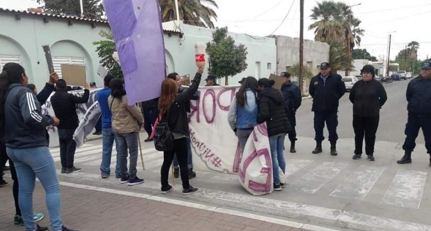 Fiambalá : Octava marcha de Justicia por Elba Ibañez