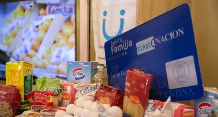 Nueva promoción para beneficiarios de Tarjeta Familia