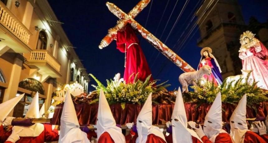 Las mejores imágenes de Semana Santa en el mundo