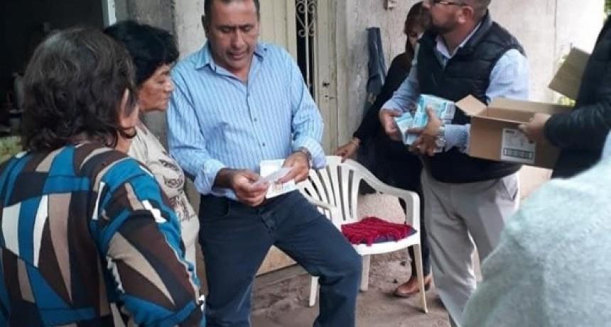 Servicios y ayuda para vecinos de Navaguín