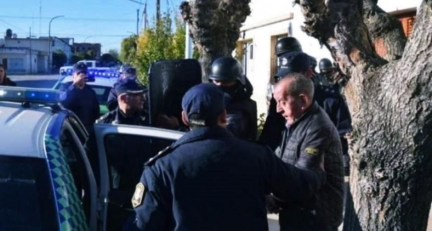 Detuvieron al líder de la UOCRA Olavarría por asociación ilícita