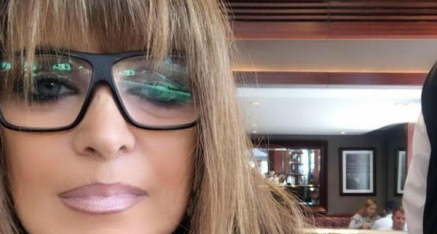 El brutal accidente de Adriana Salgueiro: se quebró la cadera y será operada