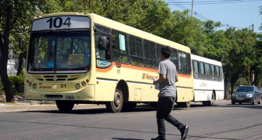 Servicios afectados por el paro del 30 de abril