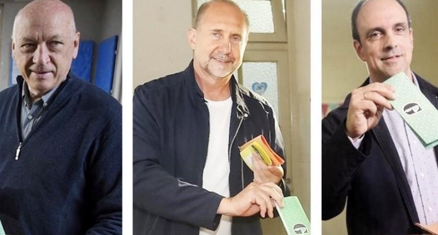 Bonfatti es el más votado y el PJ supera al Frente Progresista