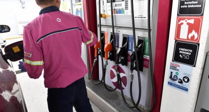Axion aumenta un 6% el precio de sus naftas desde este martes