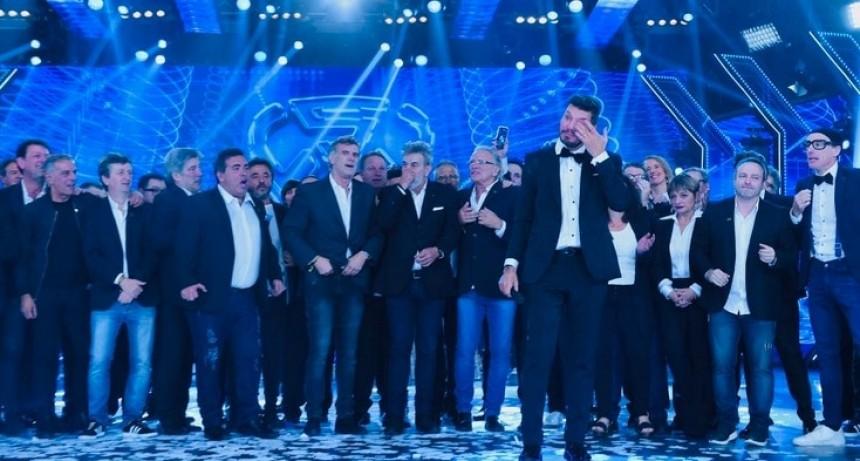 ShowMatch 2019: Marcelo Tinelli volvió a la televisión junto a los humoristas históricos del programa