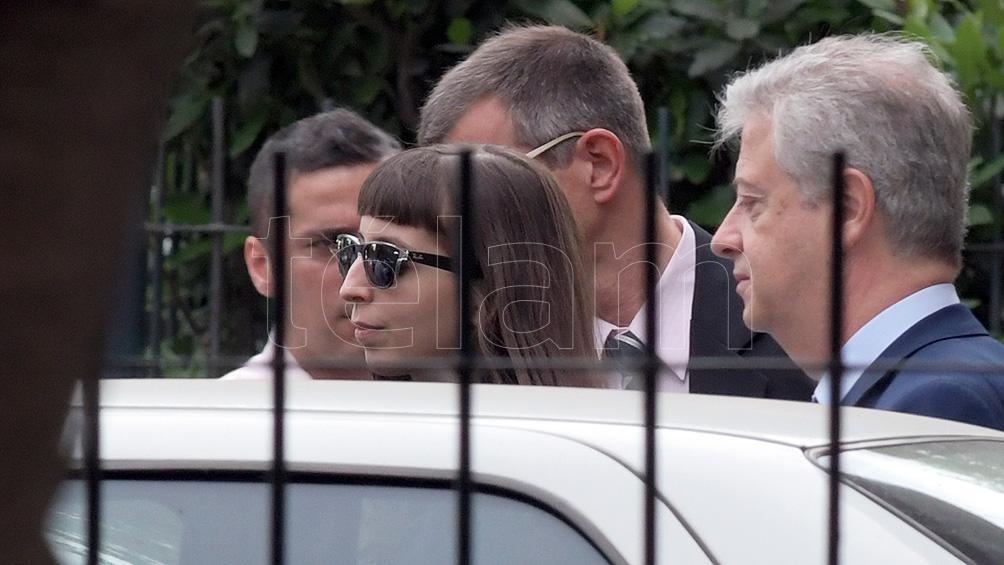 Florencia Kirchner aún no se presentó ante el TOF 5