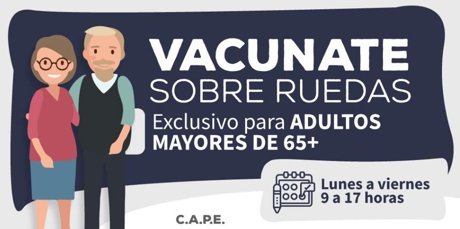 """""""Vacunate sobre Ruedas"""""""