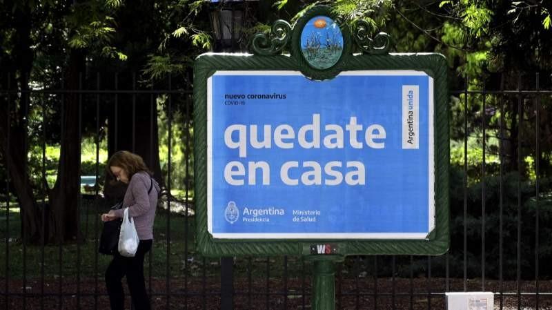 La situación de Argentina no es la misma que en Europa donde la circulación comunitaria es muy alta