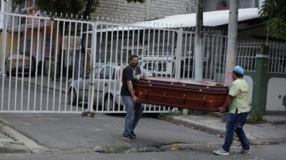5 nuevas muertes y otros 74 casos por contagios