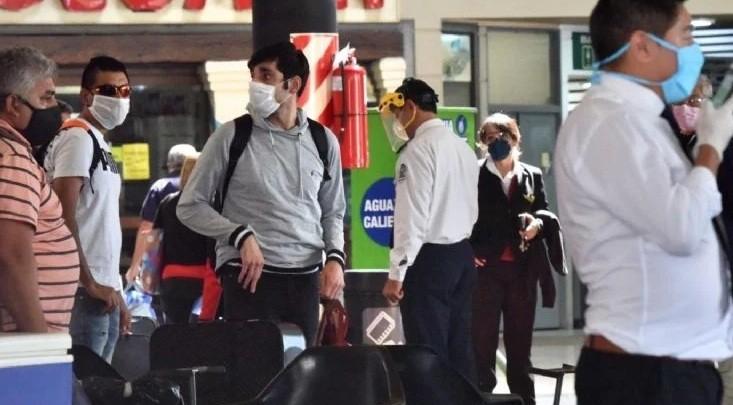 Suspendieron la emisión de permisos de circulación para varados en el país
