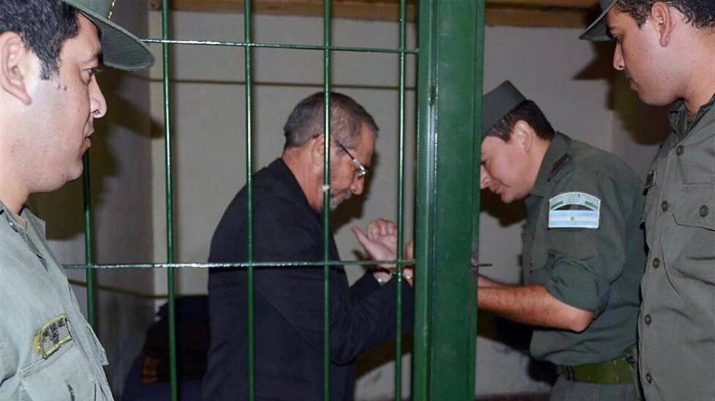 El Gobierno pidió la prisión domiciliaria para Ricardo Jaime